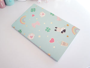 NOTEBOOK  - Good Luck Charm pocket sized (Mystery Monday)
