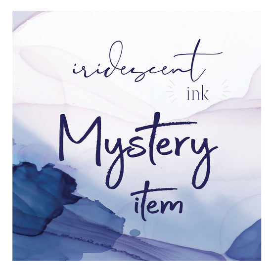 MYSTERY ITEM - Iridescent Ink Sakura Gelly Roll