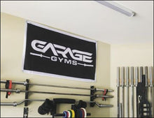 Garage Gyms Flags