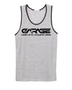 Garage Gym Athlete Alternative Premium Tank - Ivory