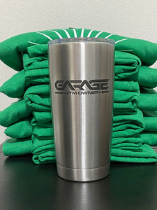Garage Gym Owner YETI Rambler - 20oz