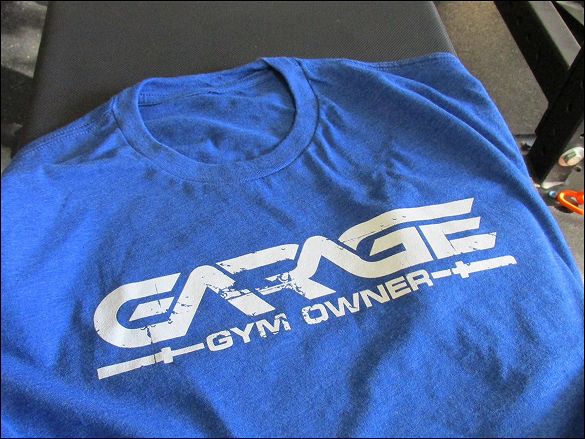 Garage gym owner cvc crew original royal gyms llc