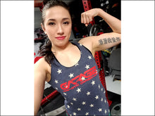 Garage Gym Owner Women's Tank - Stars
