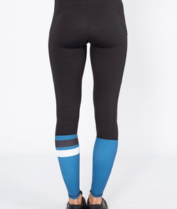Cool Breeze High Waisted Tights