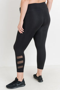 Don't Mesh With Me Leggings