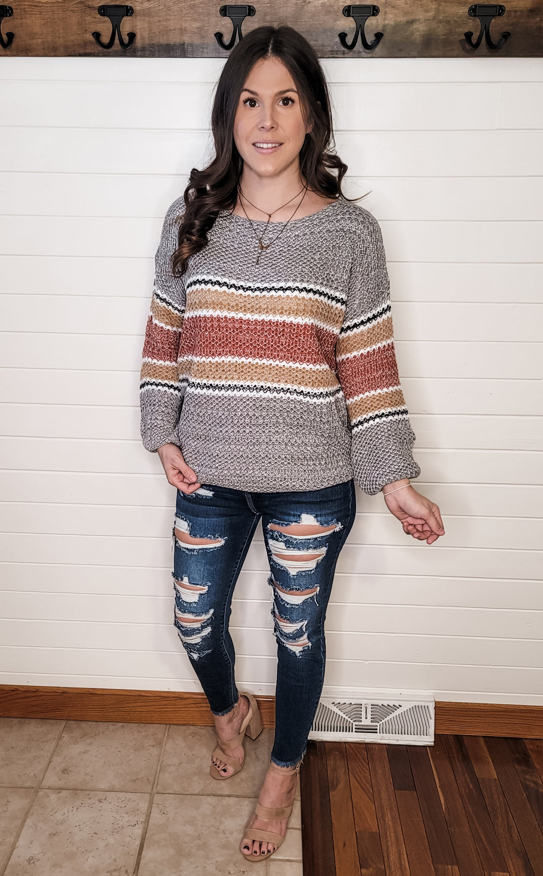 Connected Sweater