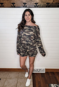 The Coolest Camo Romper