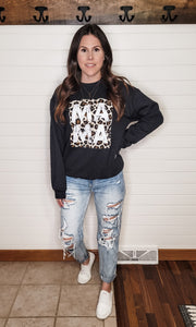 Graphic Sweatshirt ~ Mama ~ S-3X