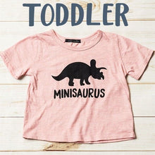TODDLER - Minisaurus T-Shirt