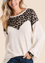 She's Got This Animal Print Top