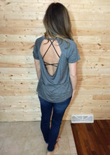A Little Twisted Backless Bralette