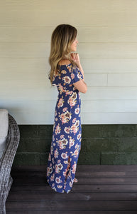 Natural Beauty Floral Maxi