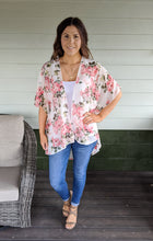 The Sweetest Thing - Floral Kimono