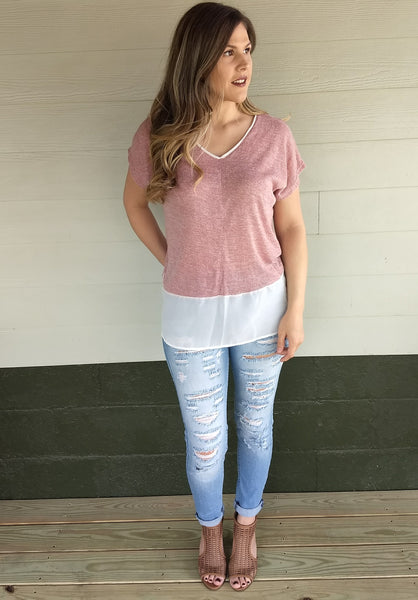 Sweetheart Top