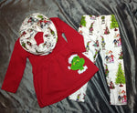 Grinch 3 Piece Set