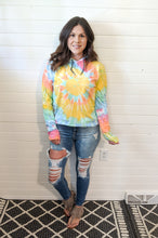 Havin' A Good Time Tie Dye Hoodie