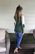 Try Again Winter Green Sweater