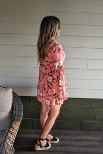 She's The One Floral Dress