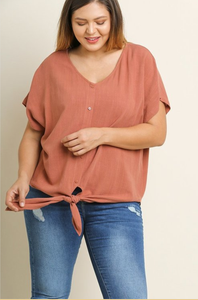 Day Dreaming Knot Top