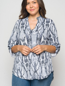 Always Determined Blouse