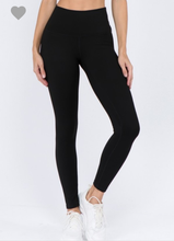 On Trend Black Leggings