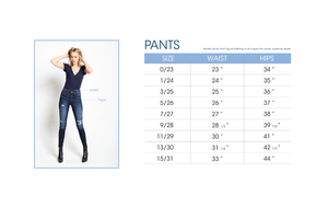 A Walk In The Park ~ KanCan High Rise Jeans