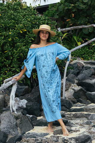 Kauai Off The Shoulder Maxi