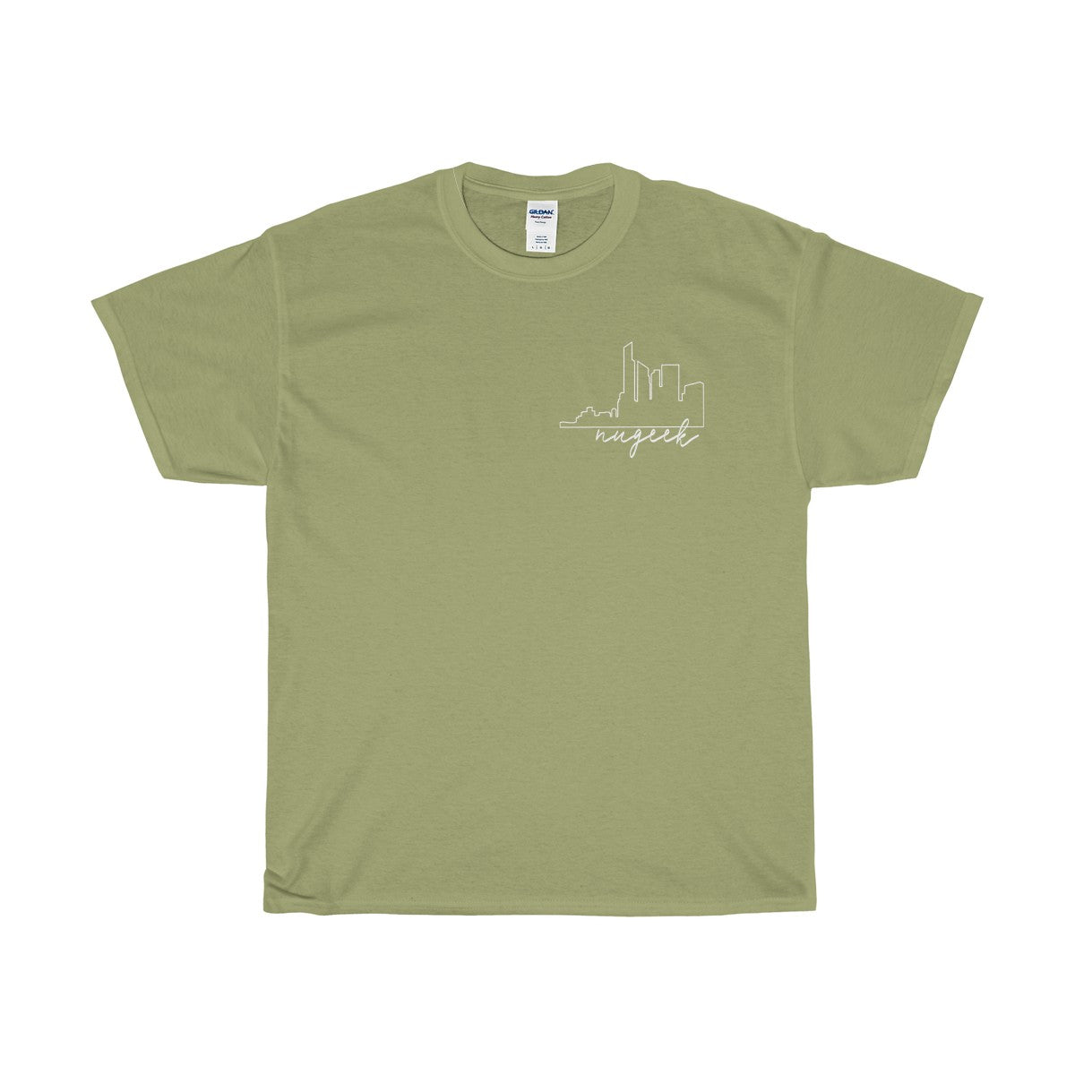 Skyline Heavy Cotton Tee