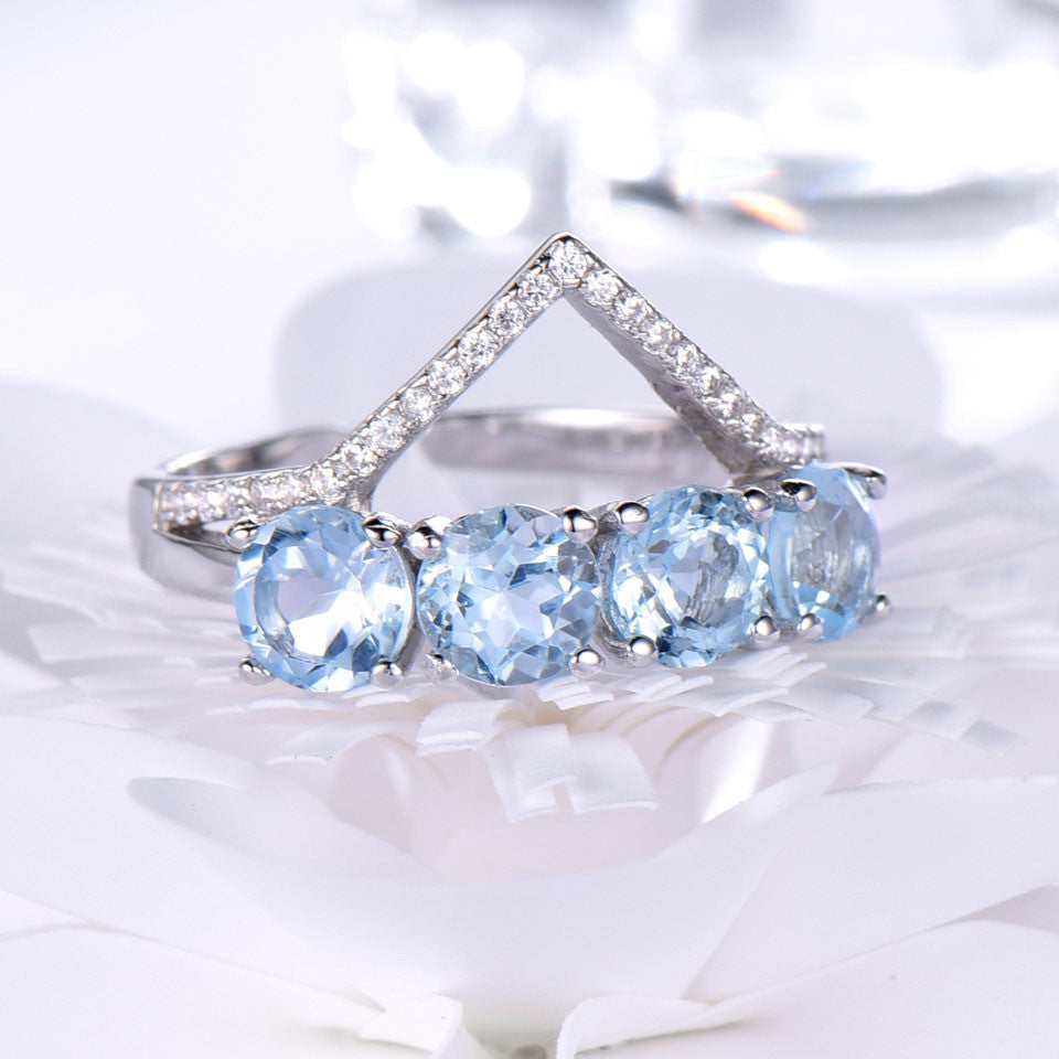 Topaz Crown