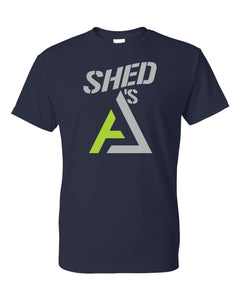 Shed A's Tee