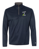 Shed A's Quarter Zip - Lightweight