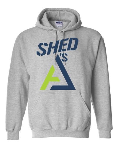 Shed A's Hoodie