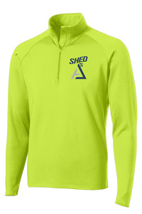 Shed A's Medium Half Zip