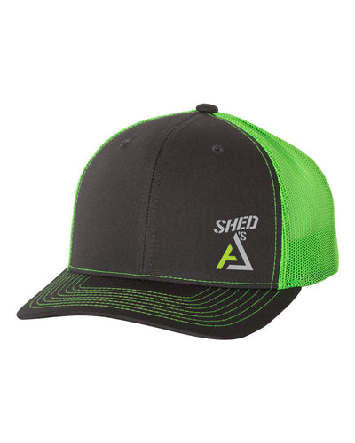 Shed A's Snapback Hat