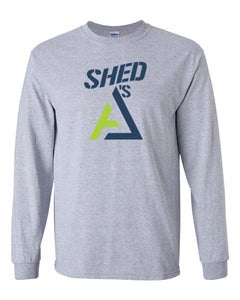 Shed A's Long Sleeve