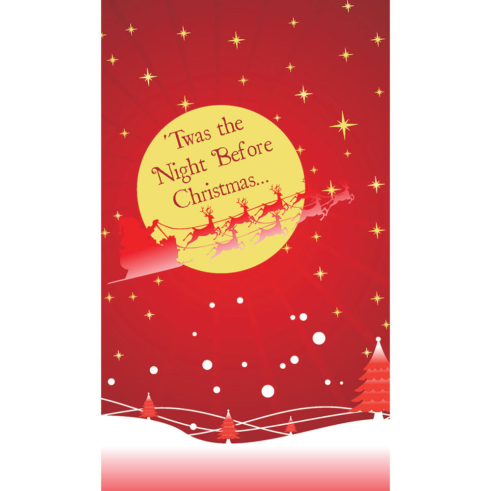'Twas the Night Before Redneck Christmas - 12 Pack Holiday Cards