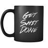 Get Shit Done Motivational Coffee Mug