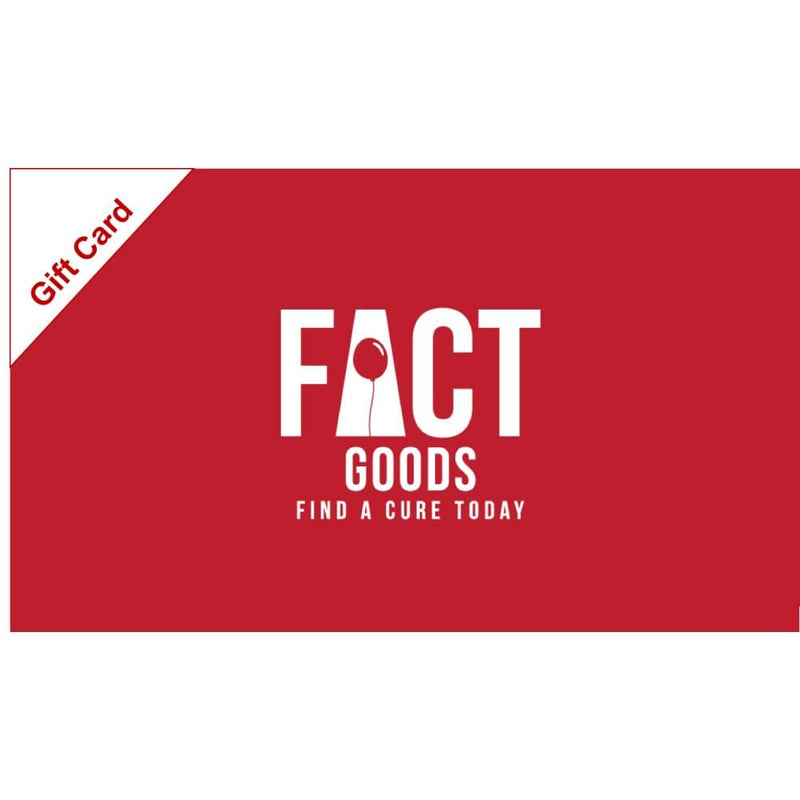 Fact Goods Gift Card - $10.00 - Gift Card