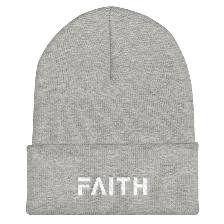 FAITH Christian Beanie