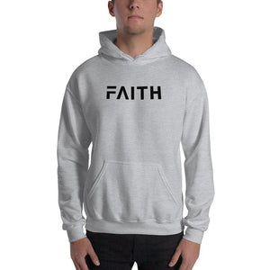 Faith Christian Pullover Hoodie Sweatshirt - S / Sport Grey - Sweatshirts