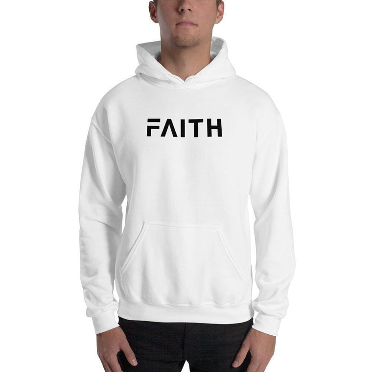 Faith Christian Pullover Hoodie Sweatshirt