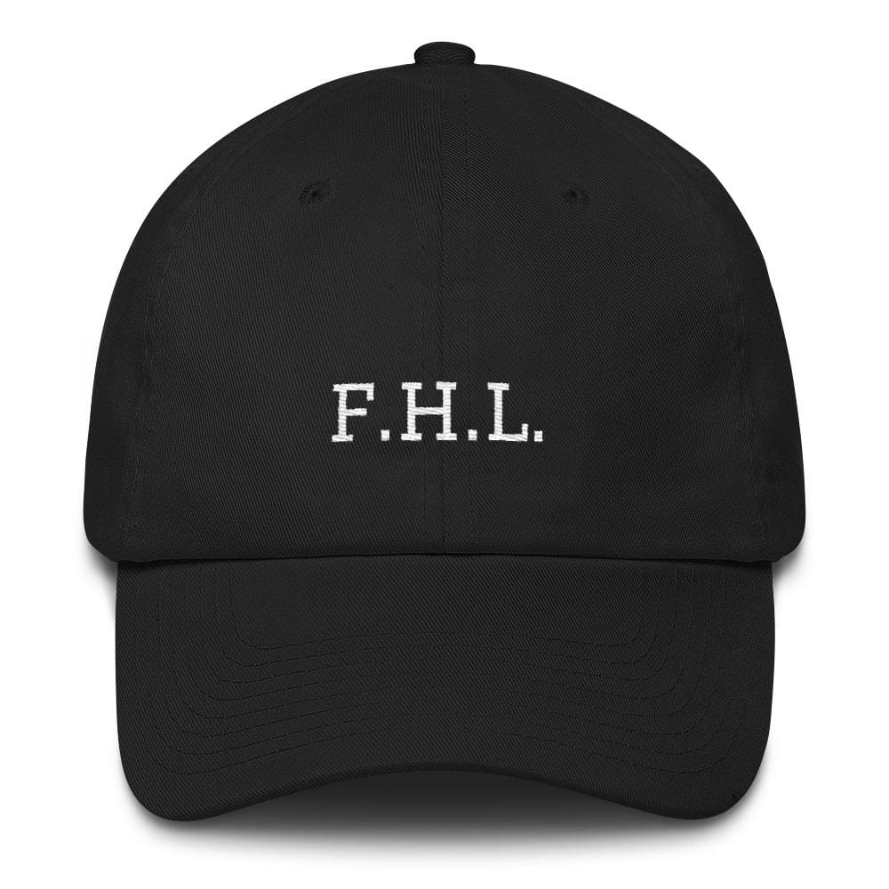Load image into Gallery viewer, Faith Hope Love Adjustable Christian Baseball Cap - One-size / Black - Hats
