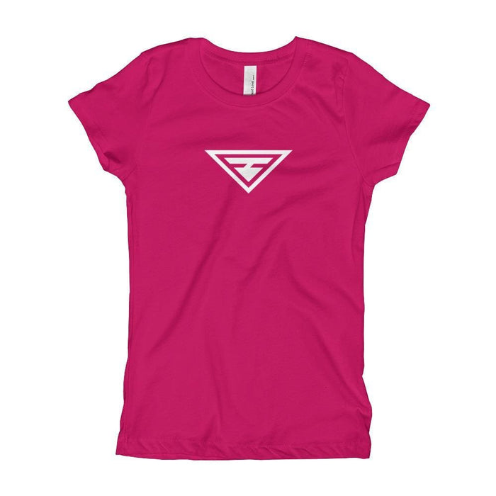 Girls Hero T-Shirt - XS / Raspberry - T-Shirts