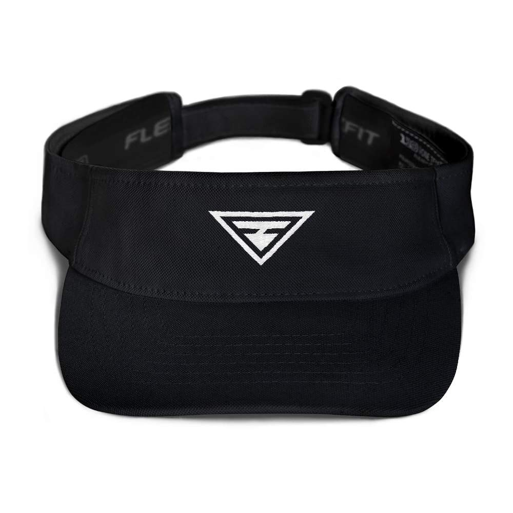 Hero Flexfit Visor - One-Size / Black - Hats
