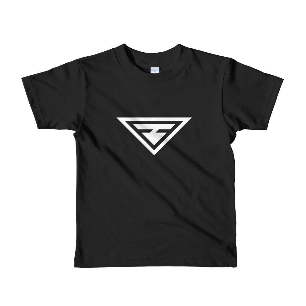 Kids Hero T-Shirt - 2yrs / Black - T-Shirts