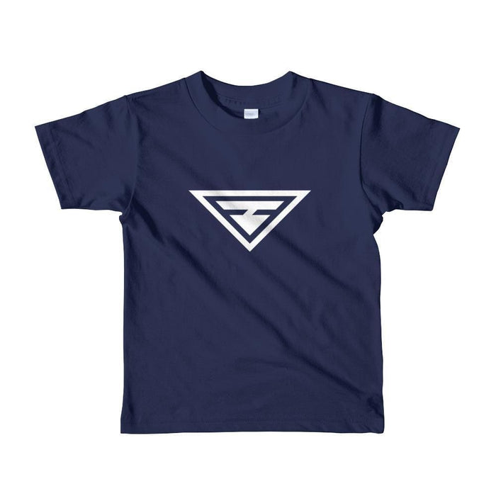 Kids Hero T-Shirt - 2yrs / Navy - T-Shirts