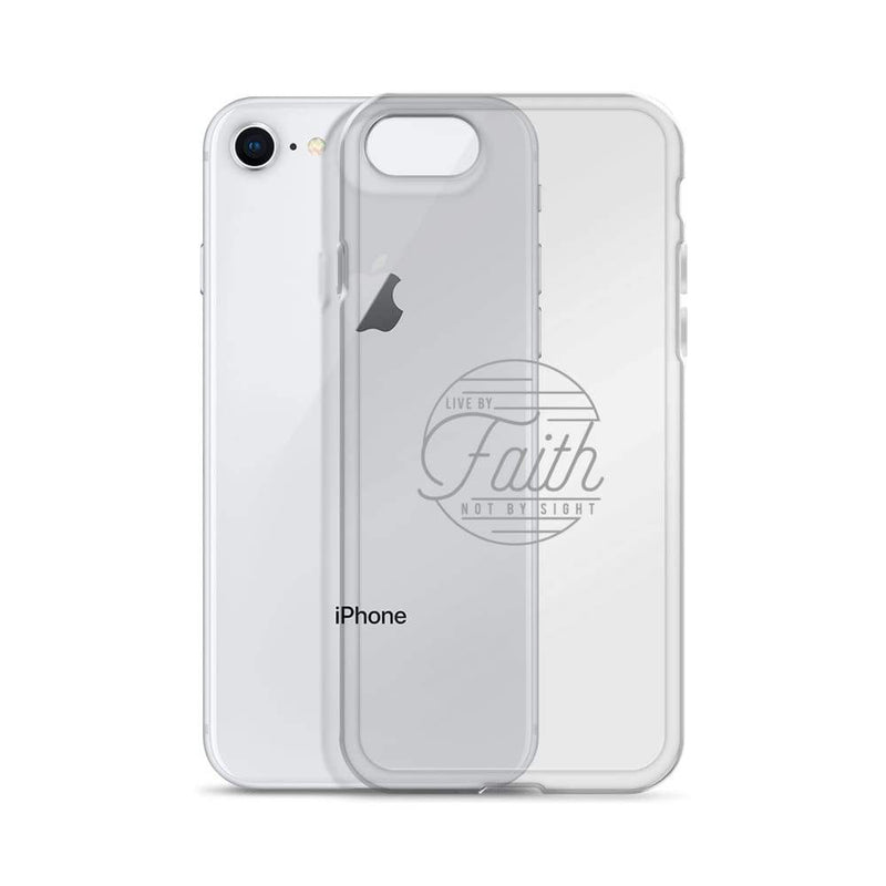 Live By Faith Christian Iphone Case - Phone Cases