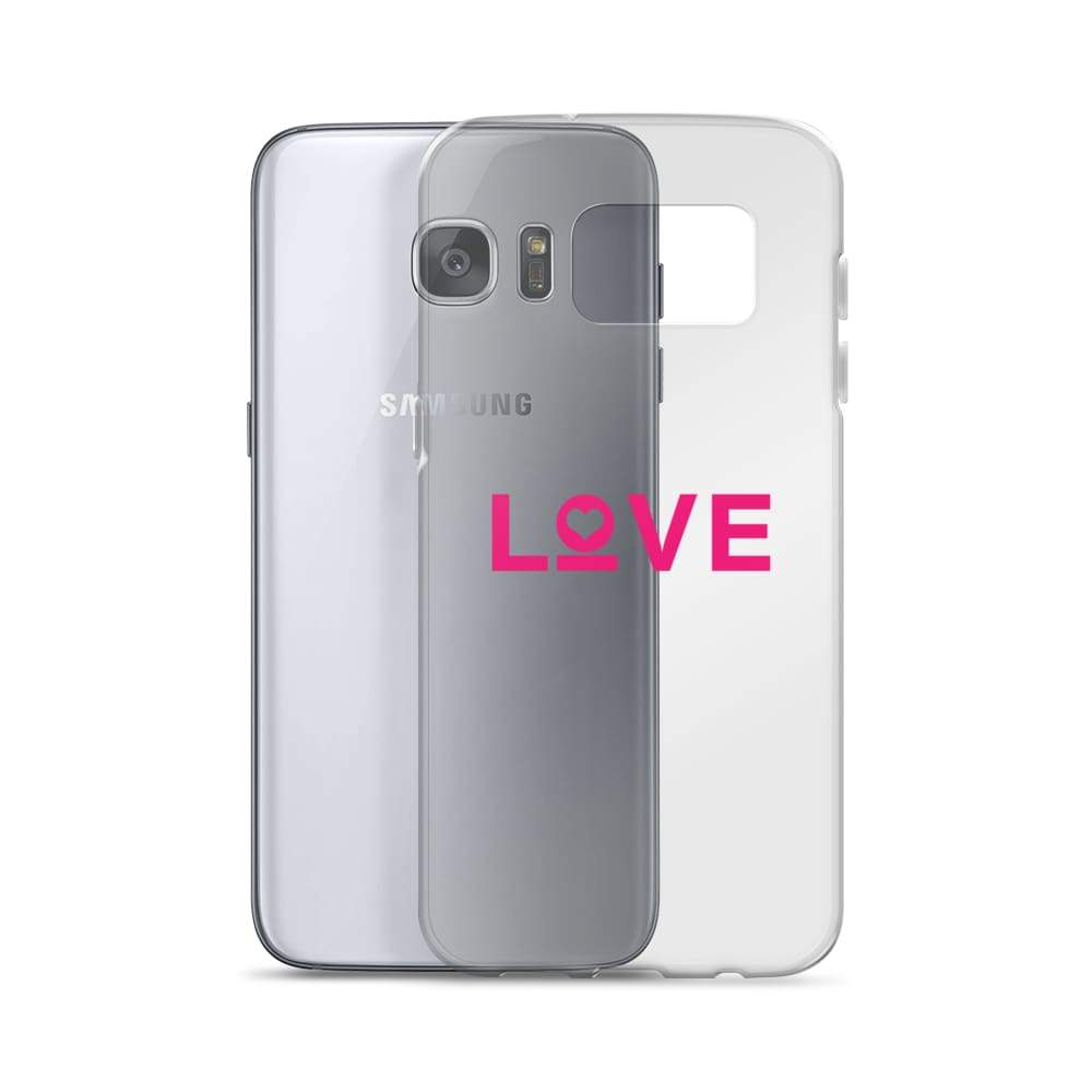 Love Samsung Galaxy Phone Case - Phone Cases