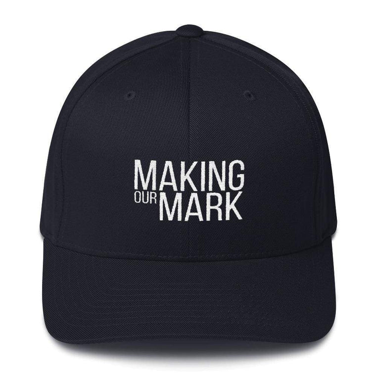Making our Mark Fitted Twill Hat