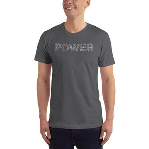 Mens Power & Grit T-Shirt - XS / Asphalt - T-Shirts